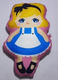 Almofada naninha Alice