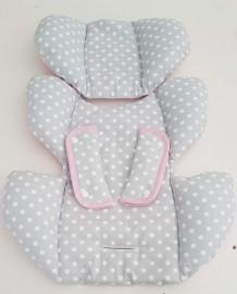 Redutor para bebê conforto - Laços